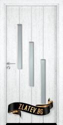 Интериорна врата Gama 206, цвят Бреза