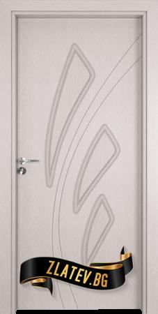 Интериорна врата Gama 202 p, цвят Бреза