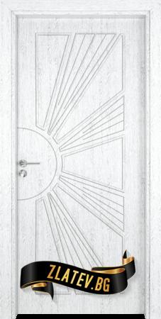 Интериорна врата Gama 204 p, цвят Бреза