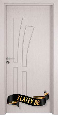 Интериорна врата Gama 205 p, цвят Бреза