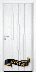 Интериорна врата Gama 206 p, цвят Бреза