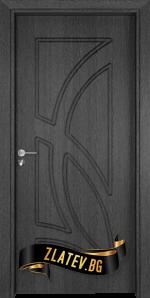 Интериорна врата Gama 208 p, цвят Бреза