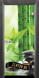 Стъклена интериорна врата Print G 13 9 G