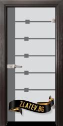 Стъклена интериорна врата Sand G 14 5 X