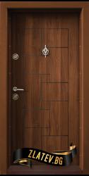 Блиндирана входна врата T 100 C