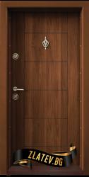 Блиндирана входна врата T 102 C