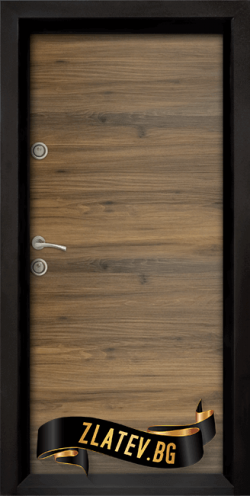 Блиндирана входна врата модел Ale Door 404, панел Napoli