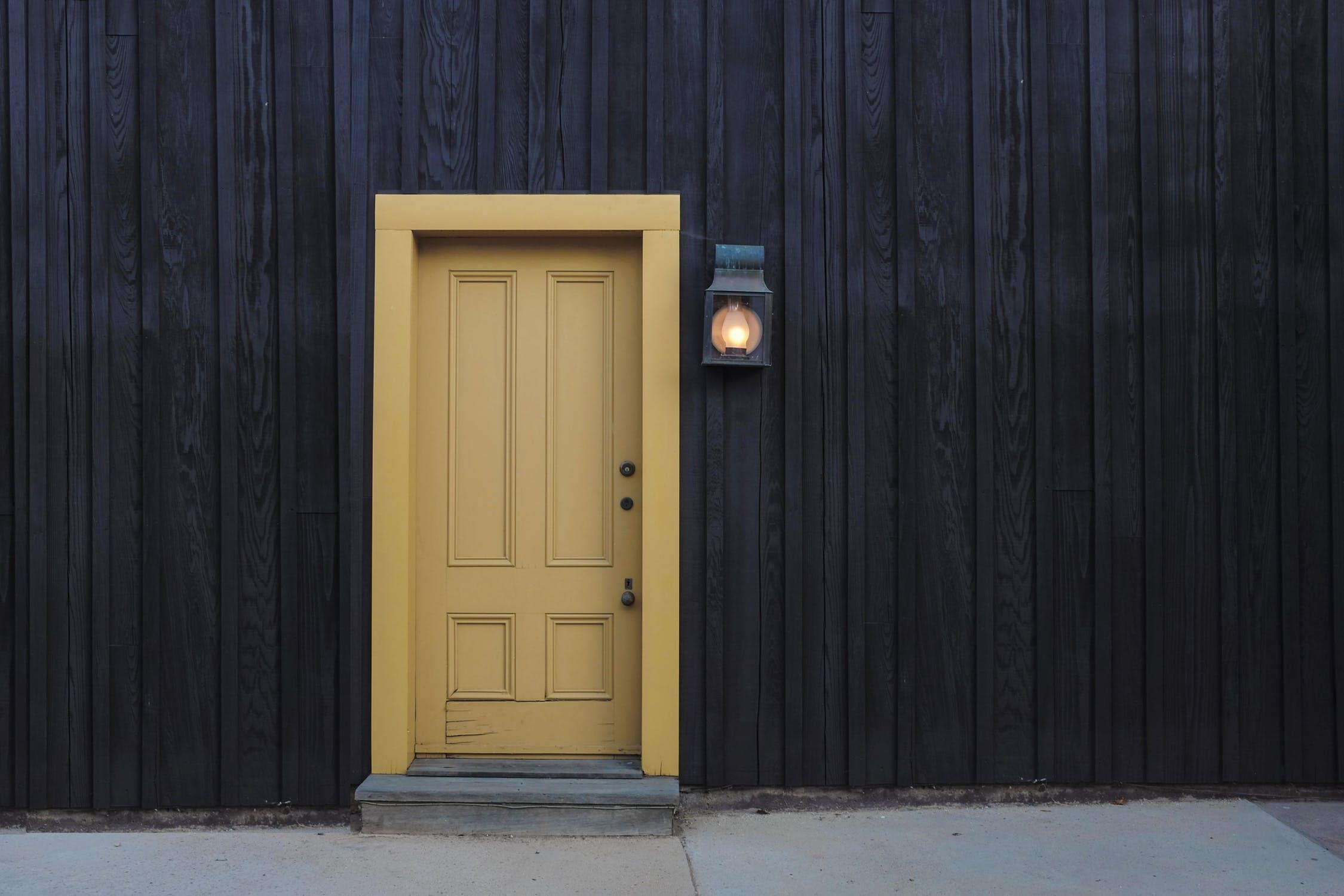 Идеална входна врата