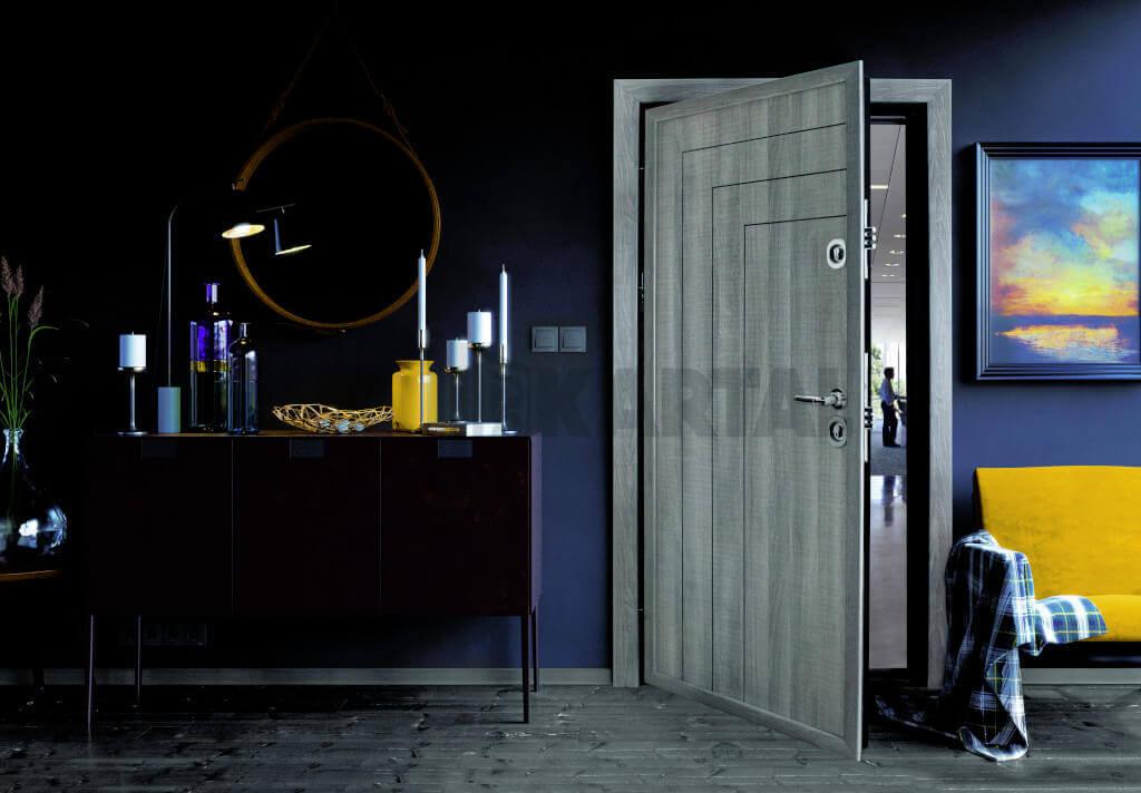 Блиндирана врата Картал