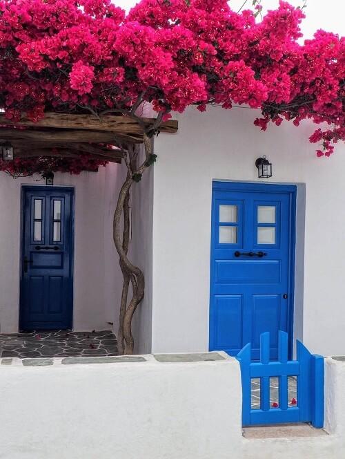 Синя врата