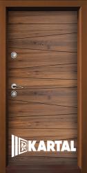 Блиндирана входна врата TP 005 - цвят Савана