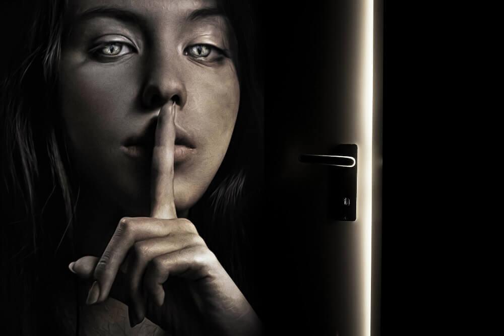 Тайна врата
